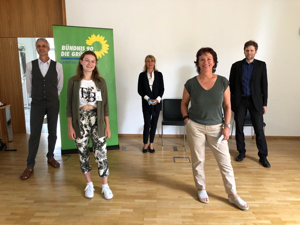 Deutsche Tier-Lobby trifft MdL Gisela Sengl
